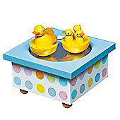 Baby Music Boxes - Duck Family, Children's Music Boxes, Baby Gift