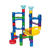 James Galt Glow Marble Run