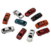 1:150 Painted Cars (10pk)
