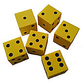 Learning Resources Soft Dice (Pack of 6)