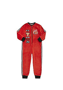 Disney Pixar Cars Rusteze Racing Centre Onesie - Red