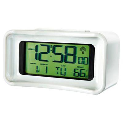 Acctim Taurus Radio Controlled Digital Alarm Clock