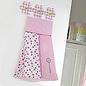 Bed-e-ByesPurfect Pink Nappy Stacker