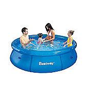 Clear Fast Set 8ft Pool