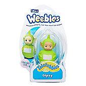 Teletubbies Weebles Figure Dipsy