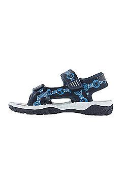Avengers Boys Ravna Open Toe Sandals - Blue