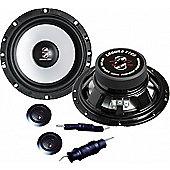 Ground Zero Radioactive 16XII Component Car Speaker System