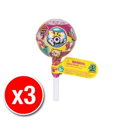 Pikmi Pops Surprise - Single Small Pack x3 (Styles may vary)