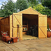 Overlap Apex Workshop Garden Wooden Workshop