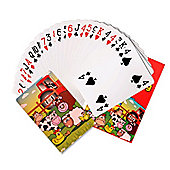 Toys Farm Mini Playing Cards