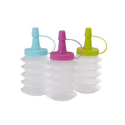 Polar Gear Mini Sauce Bottles (3 Pack)