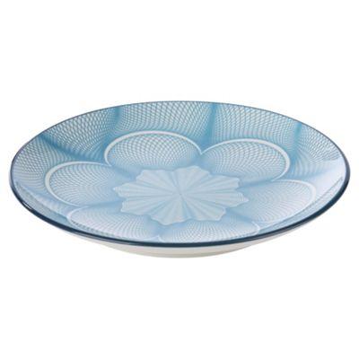Turquoise Kaleidoscope Side Plate  sc 1 st  Tesco & Buy Turquoise Kaleidoscope Side Plate from our Side Plates range - Tesco