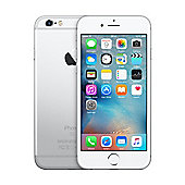 Tesco Mobile iPhone 6s 128GB Silver