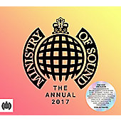Various Artists- The Annual 2017 3CD