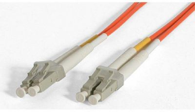StarTech 50/125 Multimode Fiber Cable LC-LC (2m)