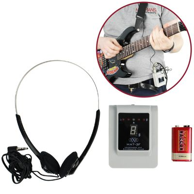 EXE Headphone Amp and Tuner