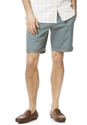 F&F Chino Shorts Sage Green 36 Waist
