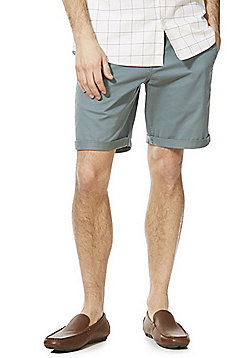 F&F Chino Shorts - Sage green