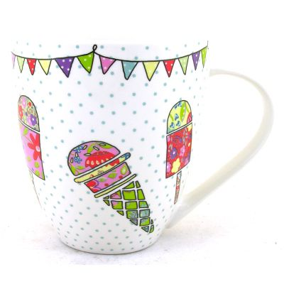 Churchill China Caravan Trail Festival Lollies Mug 0.50L