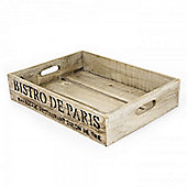 Cult Living White Bistro De Paris Crate