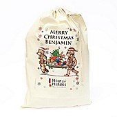 Help for Heroes Christmas Santa Sack
