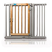 Bettacare Auto Close Gate Wooden with 7.2cm and 14.4cm Extensions