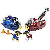 Paw Patrol Pirate Pups Pirate Vehicles Chase & Marshall
