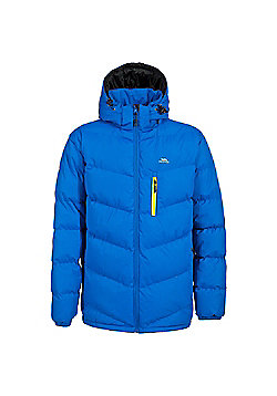 Trespass Mens Blustery Insulated Coat - Blue