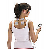 Top Fit Fitness Muscle Stimulator Silver & Black