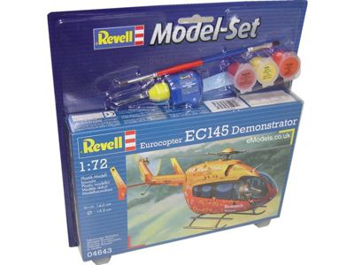 Revell EC145 Demonstrator Model Set