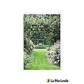 La Hacienda English Garden Canvas