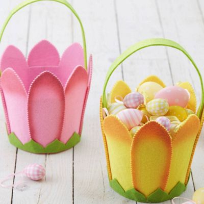 Buy set of tulip easter baskets from our all party decorations range set of tulip easter baskets negle Image collections