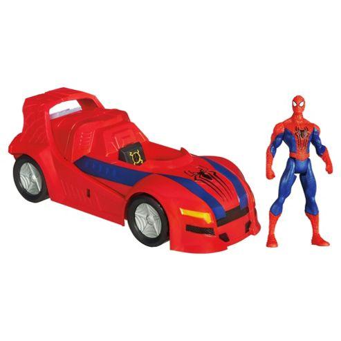 Spiderman Spider Sense Deluxe Battle Vehicle
