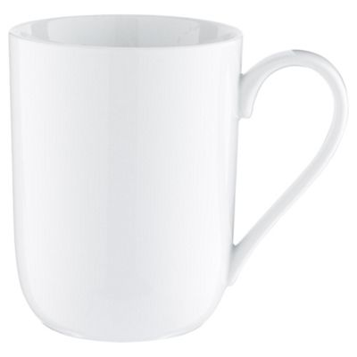 Super White Porcelain Mug