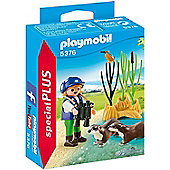 Playmobil Special Plus Young Explorer with Otters 5376
