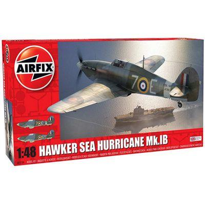 AIRFIX A05134 Hawker Sea Hurricane MK.IB 1:48 Aircraft Model Kit
