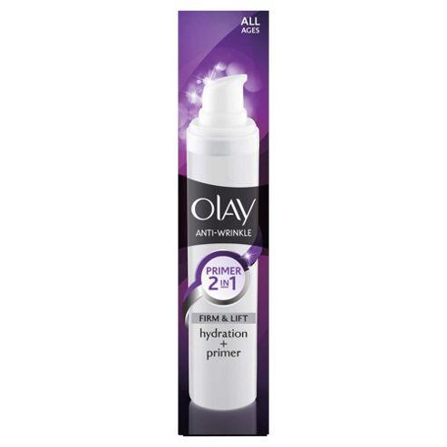 Olay Anti Wrinkle Firm & Lift 2 In 1 Moisturiser & Primer 50ML