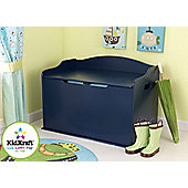KidKraft Austin Toy Box - Blueberry