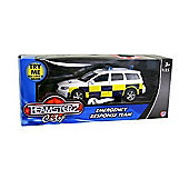 Teamsterz City Emergency Response Die Cast Vehicle - Police