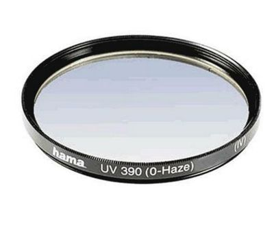 Hama UV Filter 390 (O-Haze), 77.0 mm coated