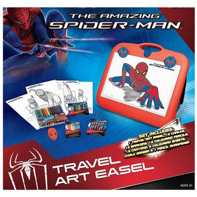 The Amazing Spider-Man Art Easel