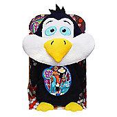 Jacket Pack It Pet Penguin - (4-5 Years)