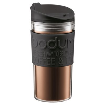 Bodum Bistro Black Travel Mug