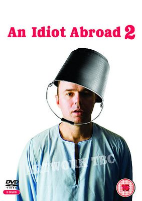 An Idiot Abroad - Series 2 - Complete (DVD Boxset)