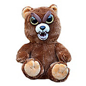 Sir Growls A-Lot Bear Feisty Pet Soft Toy