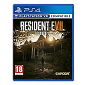Resident Evil 7 PS4 (VR compatible)