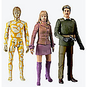 Doctor Who Exclusive Action Figure Set - The Claws of Axos II