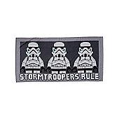 Lego Star Wars Villains Beach Towel