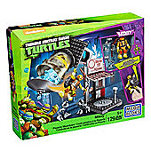 Mega Bloks Teenage Mutant Ninja Turtles Mikey Pizzaria Showdown Playset