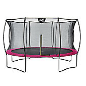 EXIT 14ft Pink Edition Trampoline
